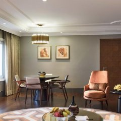 Отель Taj Palace, New Delhi 5* Люкс Garden Luxury с двуспальной кроватью фото 4