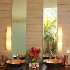 Отель Вилла Pandawas Номер Делюкс с двуспальной кроватью фото 28