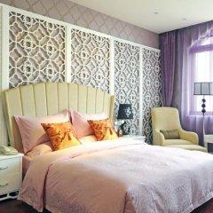 Отель Juny Oriental Hotel Китай, Пекин - отзывы, цены и фото номеров - забронировать отель Juny Oriental Hotel онлайн комната для гостей фото 4