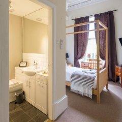 Отель Amadeus Guest House Глазго комната для гостей фото 9