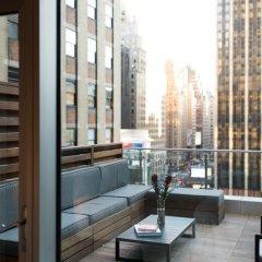 Renaissance New York Midtown Hotel 4* Стандартный номер с различными типами кроватей фото 22