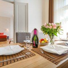 Апартаменты Apartments 39 Wenceslas Square Улучшенные апартаменты с различными типами кроватей фото 3