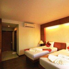 Отель Phi Phi Andaman Resort 3* Улучшенный номер с различными типами кроватей фото 3