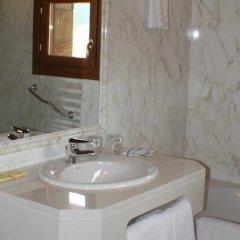 Hotel Valle Las LuiÑas Кудильеро ванная
