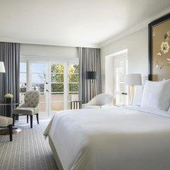Отель Four Seasons Los Angeles at Beverly Hills 5* Улучшенный номер с различными типами кроватей фото 5