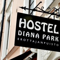 Hostel Diana Park спортивное сооружение