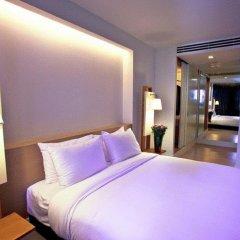 Trinity Silom Hotel 3* Улучшенный номер с различными типами кроватей фото 4