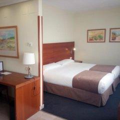 Hotel Silken Torre Garden 3* Стандартный номер с разными типами кроватей фото 7
