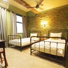 Niras Bankoc Cultural Hostel Стандартный номер с 2 отдельными кроватями
