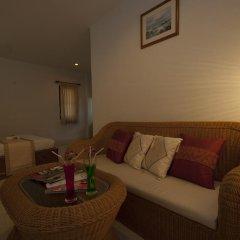 Отель Promtsuk Buri 3* Бунгало Делюкс с различными типами кроватей фото 5