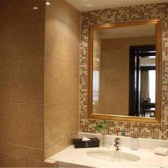 Отель Shanghai Golden Jade Sunshine Hotel Китай, Шанхай - отзывы, цены и фото номеров - забронировать отель Shanghai Golden Jade Sunshine Hotel онлайн ванная фото 2