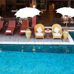 Sarita Chalet & Spa Hotel бассейн фото 2