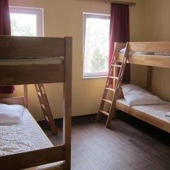 Alm Hostel Стандартный номер с различными типами кроватей (общая ванная комната)