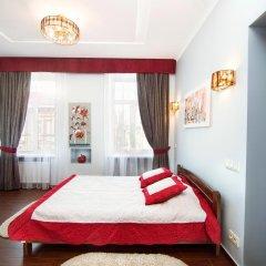 Гостиница Lviv hollidays Gorodotska Львов комната для гостей фото 4