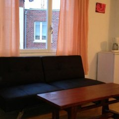 Отель Appartements Brussel Бельгия, Брюссель - отзывы, цены и фото номеров - забронировать отель Appartements Brussel онлайн комната для гостей фото 5