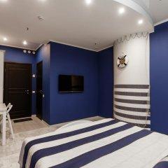 Hotel LogHouse Стандартный номер двуспальная кровать фото 17