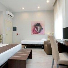 Отель Relais Servio Tullio Стандартный номер с различными типами кроватей фото 10