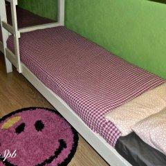 Гостиница Rooms.SPb Кровать в общем номере с двухъярусной кроватью фото 21
