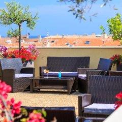 Quality Hotel Menton Méditerranée бассейн