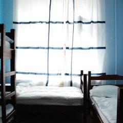 Fantomas Hostel Номер Эконом разные типы кроватей фото 2