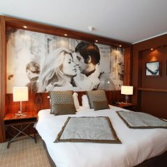 Отель JW Marriott Cannes 5* Стандартный номер с различными типами кроватей фото 4