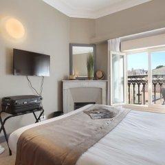 Hotel La Villa Tosca 3* Стандартный номер с двуспальной кроватью фото 8