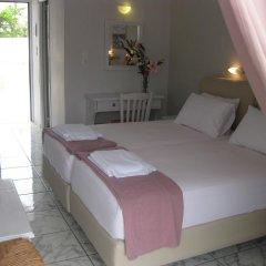Hotel Milos 3* Улучшенный номер с различными типами кроватей фото 7