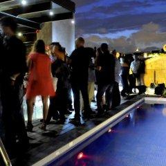 Отель Bagués Испания, Барселона - отзывы, цены и фото номеров - забронировать отель Bagués онлайн бассейн фото 2