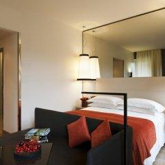 Отель Starhotels Echo 4* Улучшенный номер с различными типами кроватей фото 4