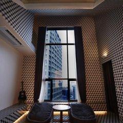 Snow hotel 3* Люкс с различными типами кроватей фото 18
