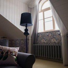 Мини-отель Грандъ Сова Номер Делюкс с различными типами кроватей фото 18