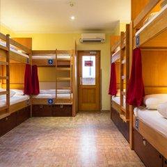 Euro Youth Hotel Munich 3* Кровать в общем номере фото 2