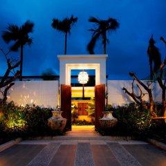 Отель Two Villas Holiday Oxygen Style Bangtao Beach 4* Вилла с различными типами кроватей