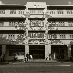 Kam Leng Hotel парковка