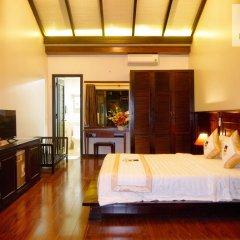 Отель Hoi An Phu Quoc Resort 3* Номер Делюкс с различными типами кроватей фото 5