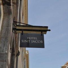 Boutique hotel Sint Jacob 4* Номер категории Эконом с различными типами кроватей фото 3