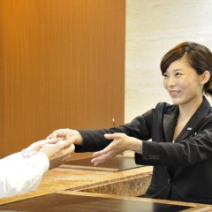 Отель Court Hakata Ekimae Хаката спа
