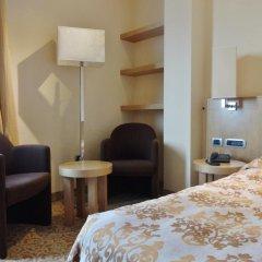 Hotel Tiffany Milano Треццано-суль-Навиглио сейф в номере фото 3