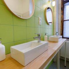 Flow Hostel Будапешт ванная
