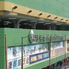 Lulu Hotel Сингапур спортивное сооружение