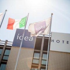 Отель Idea Hotel Milano San Siro Италия, Милан - 9 отзывов об отеле, цены и фото номеров - забронировать отель Idea Hotel Milano San Siro онлайн питание фото 3