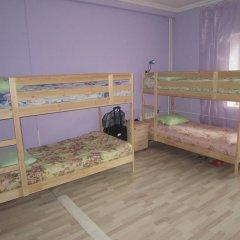 Double Plus Hostel Novoslobodskaya Кровать в женском общем номере с двухъярусной кроватью фото 3