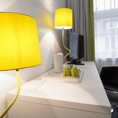Отель Wyndham Garden Düsseldorf City Centre Königsallee в номере