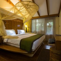 Отель Sawasdee Village 4* Номер Делюкс с двуспальной кроватью фото 9