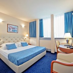Hotel Central 3* Улучшенный номер с разными типами кроватей фото 2