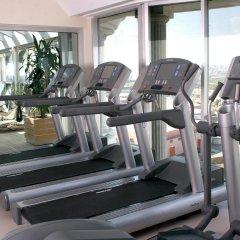 WOW Airport Hotel фитнесс-зал фото 3