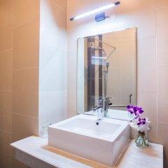 Saigon Night Hotel 2* Улучшенный номер с различными типами кроватей