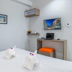 Отель Lada Krabi Express 3* Улучшенный номер с различными типами кроватей фото 12