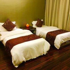 Отель Guangzhou HipHop Apartment Poly World Trade Branch Китай, Гуанчжоу - отзывы, цены и фото номеров - забронировать отель Guangzhou HipHop Apartment Poly World Trade Branch онлайн комната для гостей фото 4