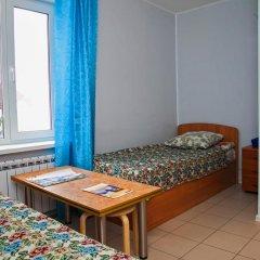 Гостевой дом «Адмирал» Номер Эконом разные типы кроватей фото 5